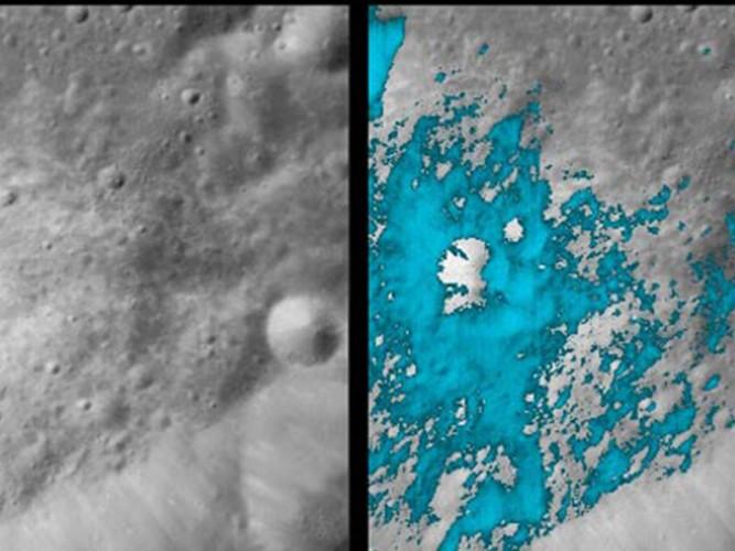 ค้นพบน้ำบนดวงจันทร์ สร้างความฮือฮาแก่นักวิทยาศาสตร์